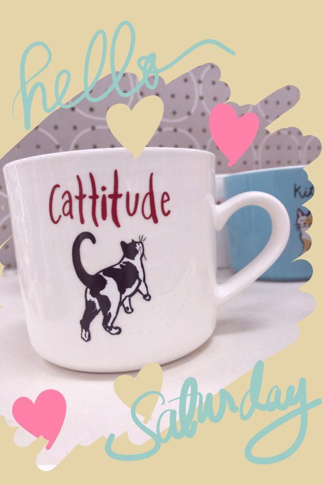 cattitude mug target