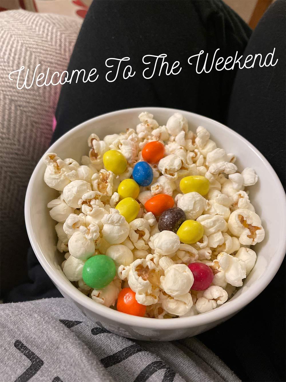 popcorn peanut mms