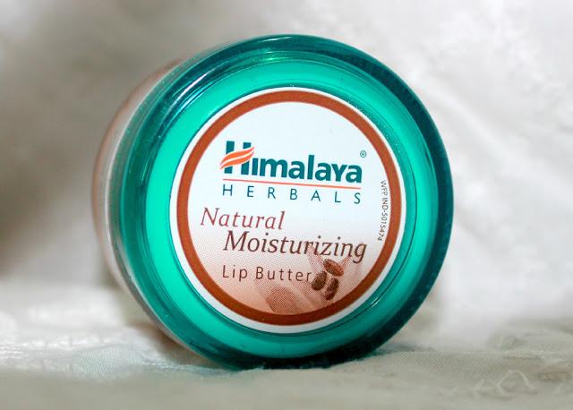 Himalaya Herbals Natural Moisturizing Lip Butter Review