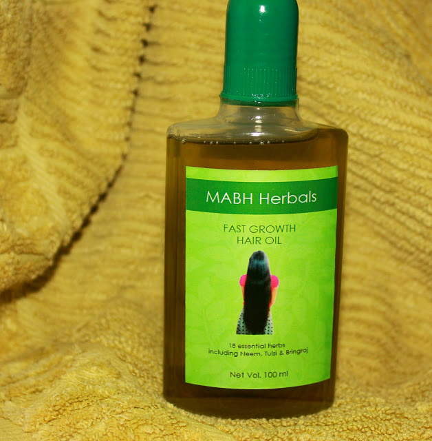 MABH Hair Growth Challenge (Review & My Hair Care Routine)
