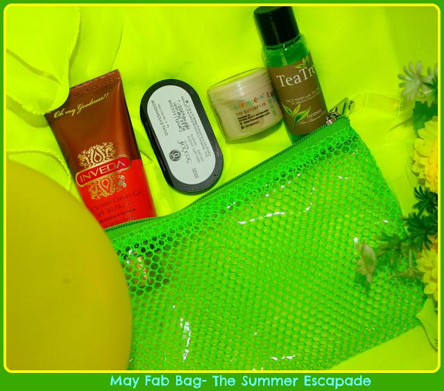 May Fab Bag Review: the 'Summer Escapade'