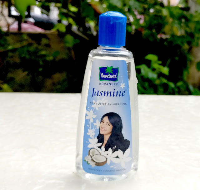 Parachute Advansed Jasmine Coconut Non Sticky Hair Oil: Quick Review