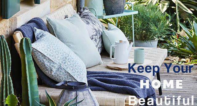 KEEP YOUR HOME BEAUTIFUL