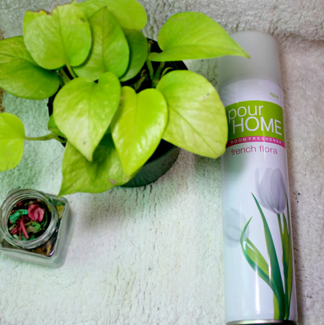 Vanesa Pour Home French Flora Room Freshener Review