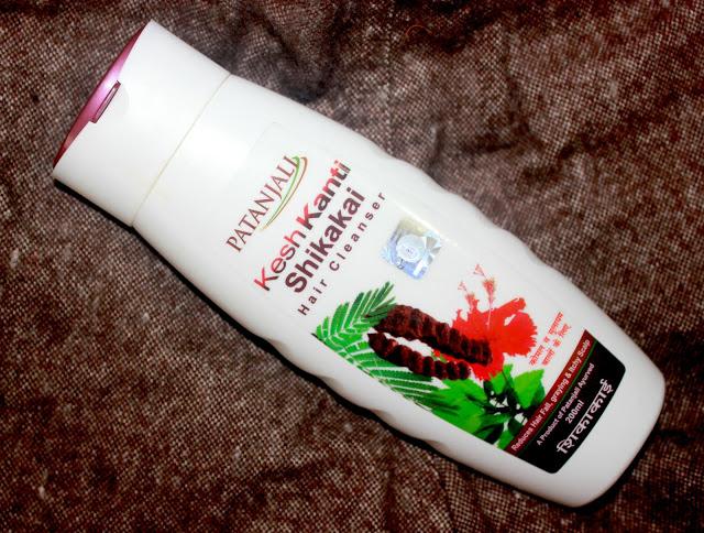 Patanjali Kesh Kanti Shikakai Shampoo Review