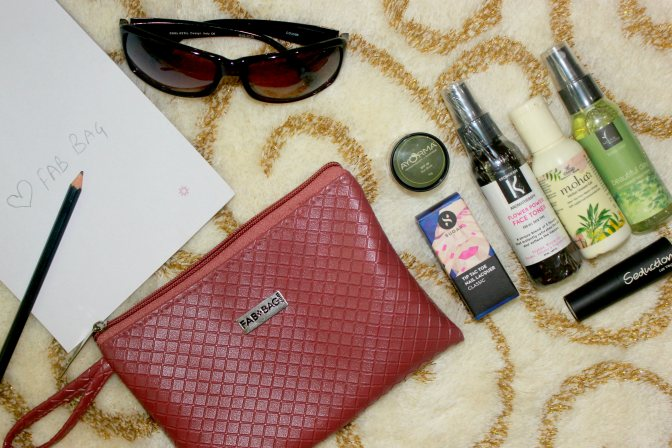 Fab Bag March 2017 Review