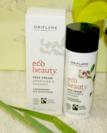 Oriflame Ecobeauty Face Cream Review
