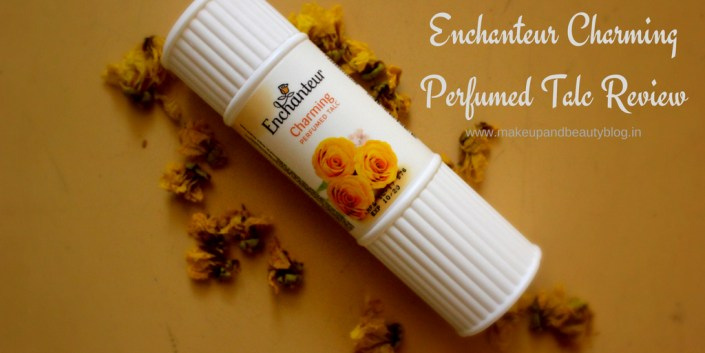 Enchanteur Charming Perfumed Talc Review