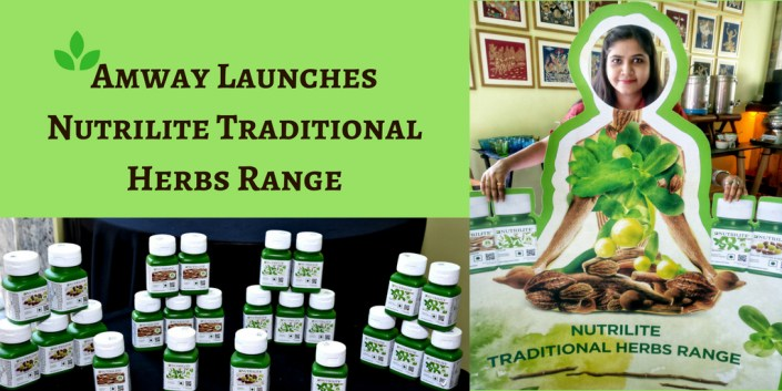 Event: Amway Launches Nutrilite Traditional Herbs Range