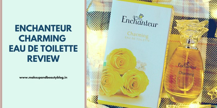Enchanteur Charming Eau de Toilette Review