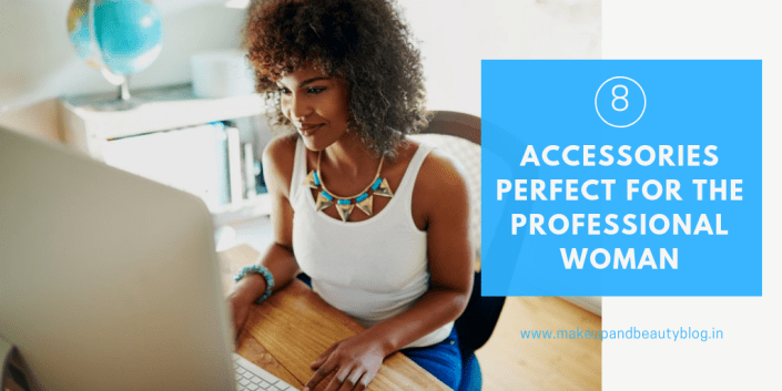 8 Accessories Perfect for the Professional Woman
