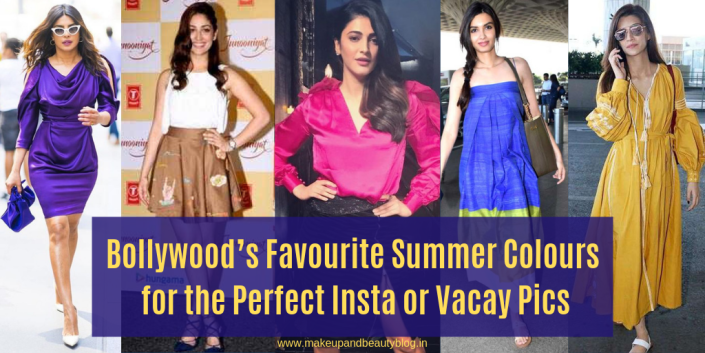 Bollywood's Favourite Summer Colours For The Fresh Look