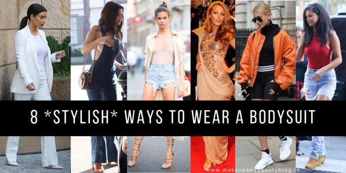 8 *Stylish* Ways To Wear A Bodysuit