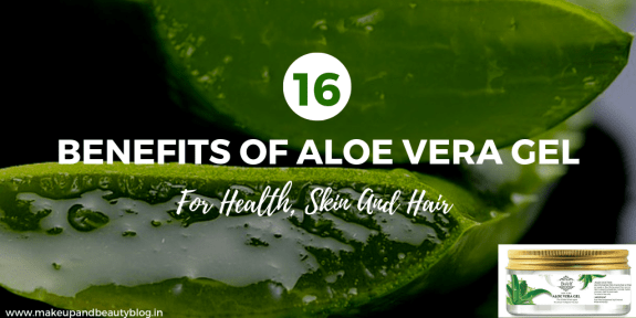 16 Awesome Benefits Of Aloe Vera Gel For Health, Skin And Hair