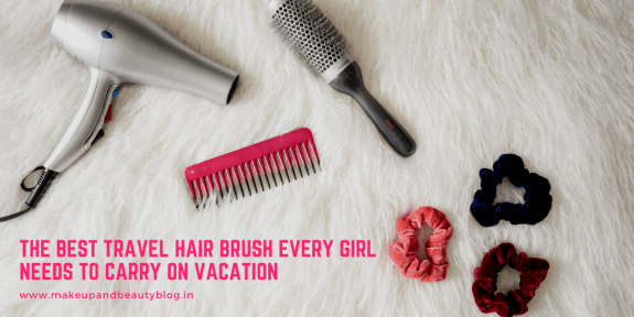The Best Travel Hair Brush Every Girl Needs to Carry on Vacation