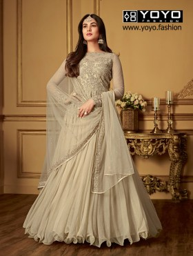 Top 10 Trending Anarkali Suit Designs For The Festive Season
