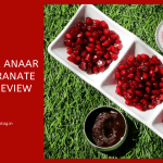 Vanya Herbal Anaar Shine – Pomegranate Face Scrub Review