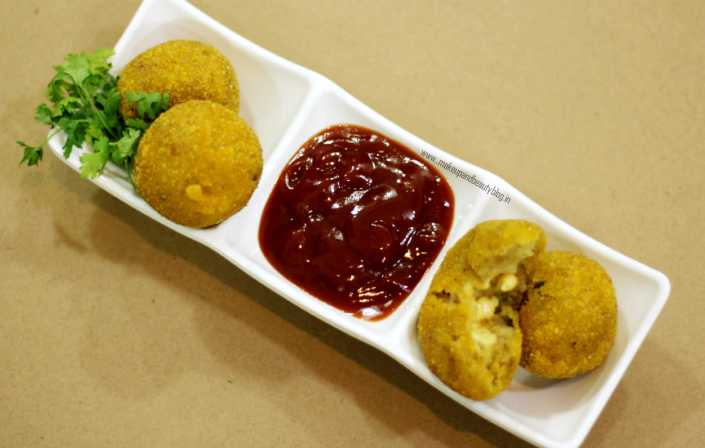 Check Bread Cheese Balls Recipe