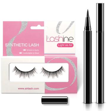 Lashine Eyelashes Review