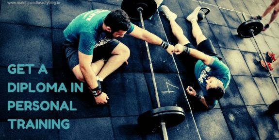 Get a Diploma in Personal Training