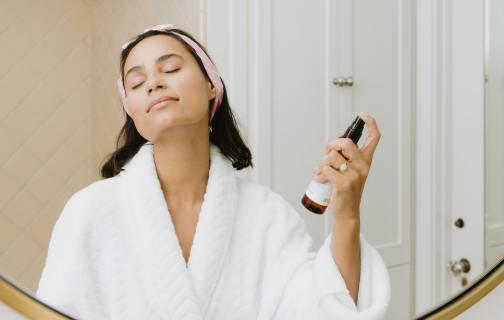 Prep Skin for Makeup