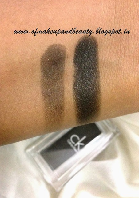 Calvin Klein Tempting Glance Intense Eyeshadow - #112 Smudge