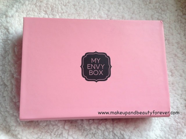 My Envy Box - April 2014
