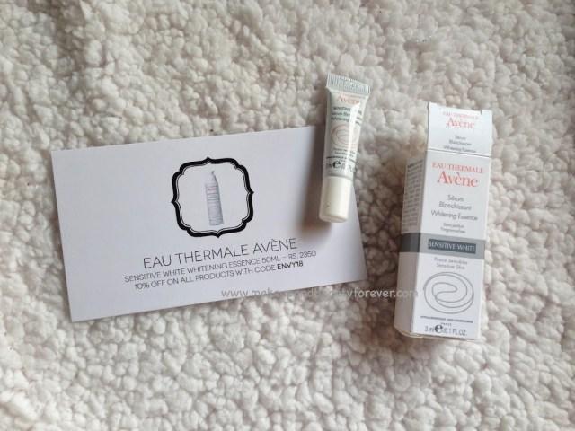 Eau Thermale Avene Sensitive White Whitening Essence