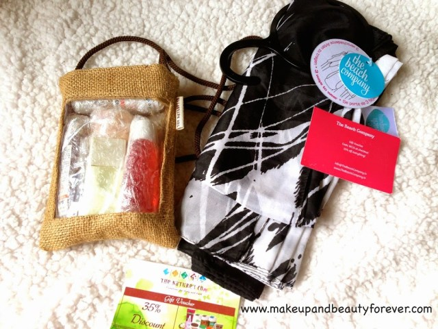 Beautywish Box by Nature's Co. - April 2014