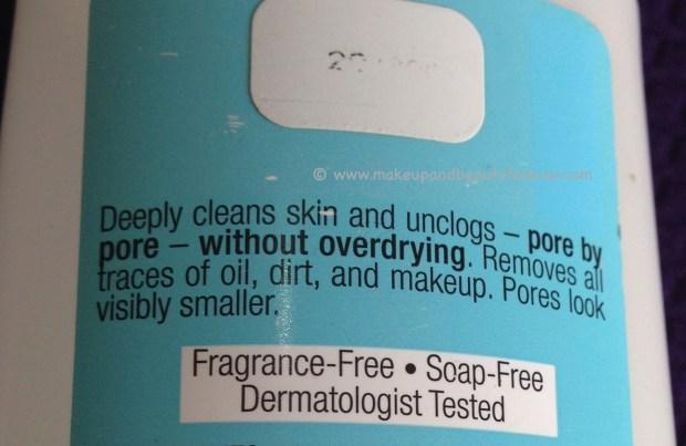 L'Oreal Go 360° Clean Deep Facial Cleanser for Sensitive Skin