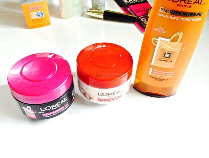 L'Oreal Paris hair care Products in India