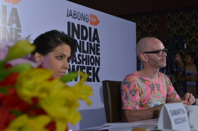 IOFW Hair, Makeup Jury Panel - Samantha Kochhar, Rod Anker