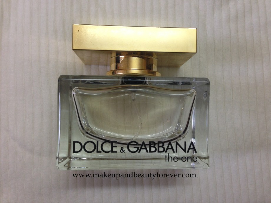 Dolce and Gabbana The One Perfume for Women