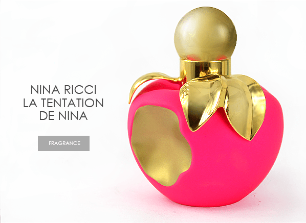 La Tentation de Nina Perfume for Women by Nina Ricci Review