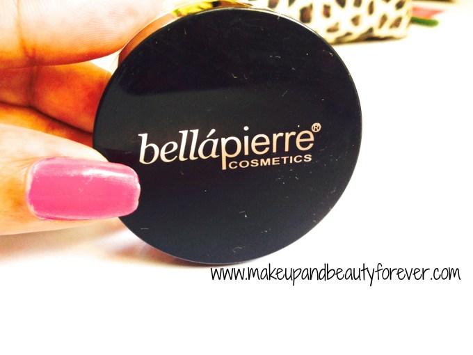 Bellapierre Mineral Foundation in Fab Bag september 2014