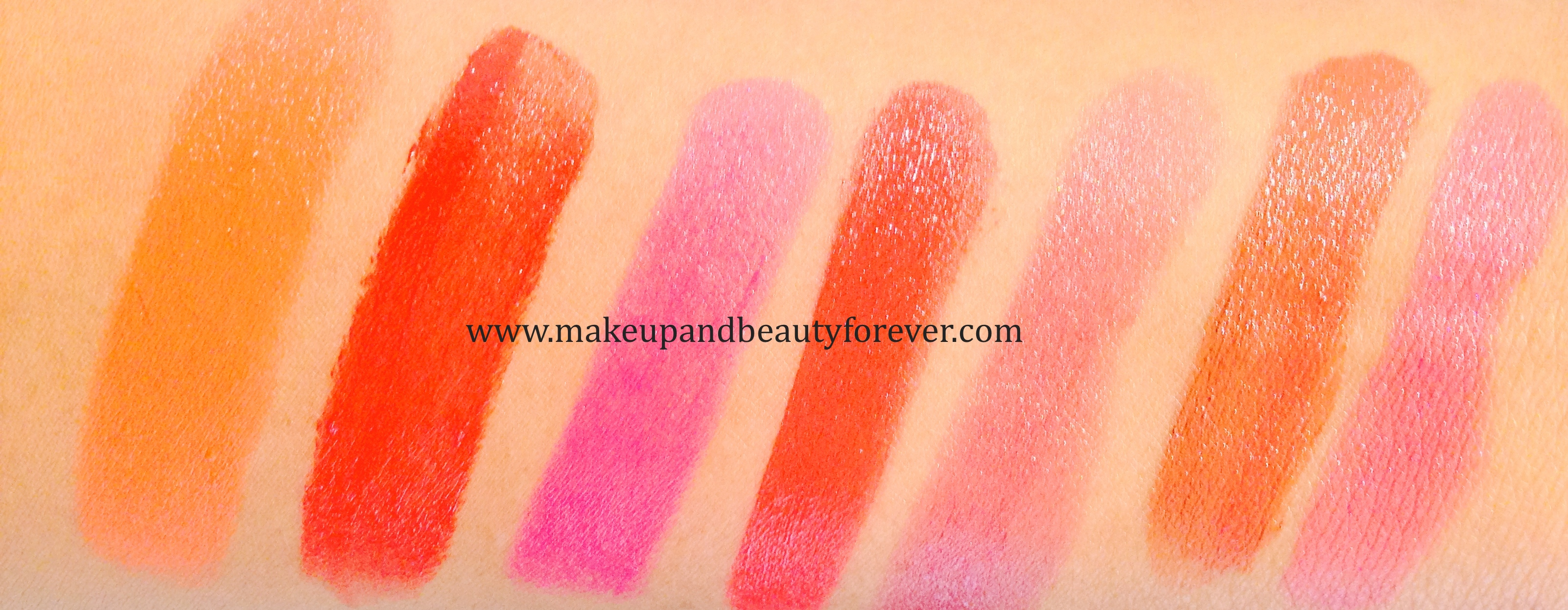 all loreal paris color riche moist matte lipstick review, shades
