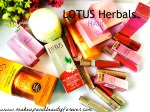 Lotus Herbals Haul – Best Products I could Find