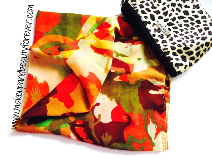 scarf with Fab Bag September 2014 India