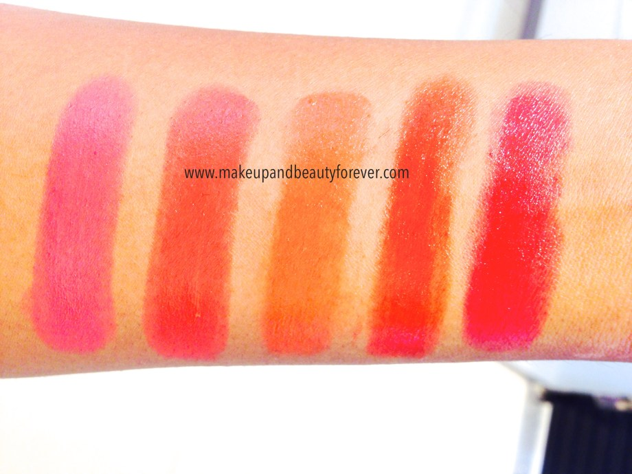 All Maybelline Bold Matte Colorsensational Lipsticks Review, Swatches, Shades, Price and Details India