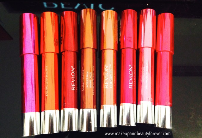 All Revlon ColorBurst Lacquer Balm Review, Shades, Swatches, Price and Details