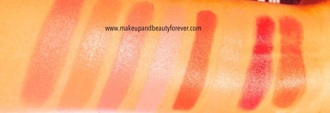 All Revlon Colorburst Matte Balm Review, Shades, Swatches, Price Details