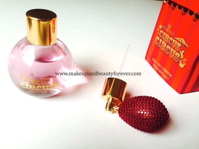 Essence Circus Circus Eau De Toilette packaging
