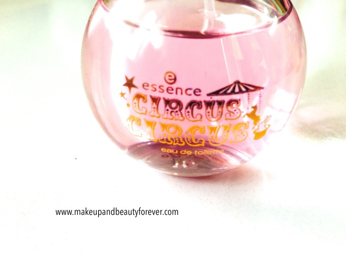 Essence Circus Circus Eau de Toilette Review