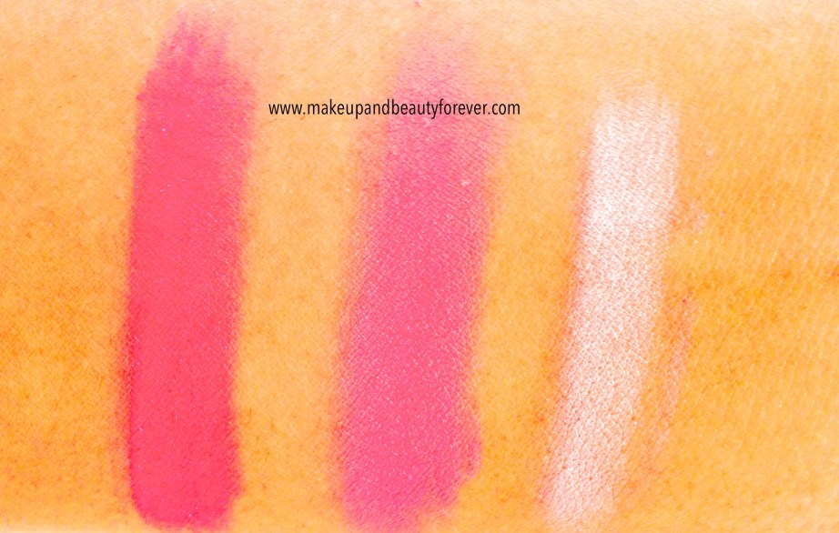 LOreal Paris Lucent Magique Blush Fuchsia Flush Review Swatches, Price and Details