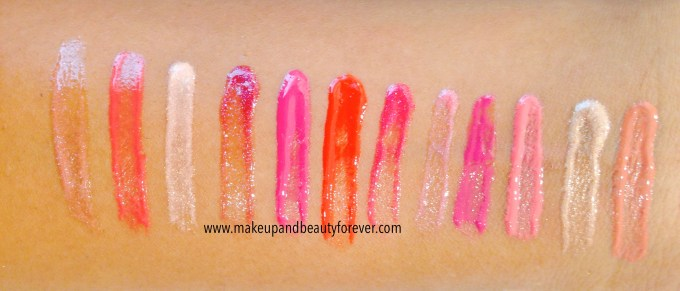 Lakme Absolute Plump and Shine Lip Gloss Berry Shine Lakme Absolute Plump and Shine Lip Gloss Beige Shine Lakme Absolute Plump and Shine Lip Gloss Pink Shine Lakme Absolute Plump and Shine Lip Gloss Red Shine
