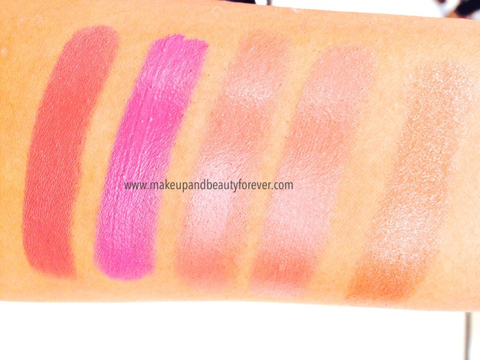 Lakme Lip Love Lipsticks Review Shades Swatches Price and Details