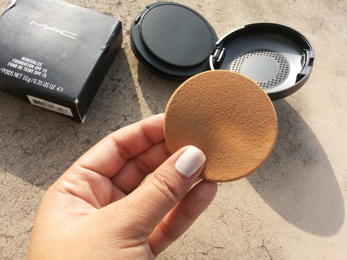 MAC Mineralize Foundation with SPF Review, Swatches and FOTD
