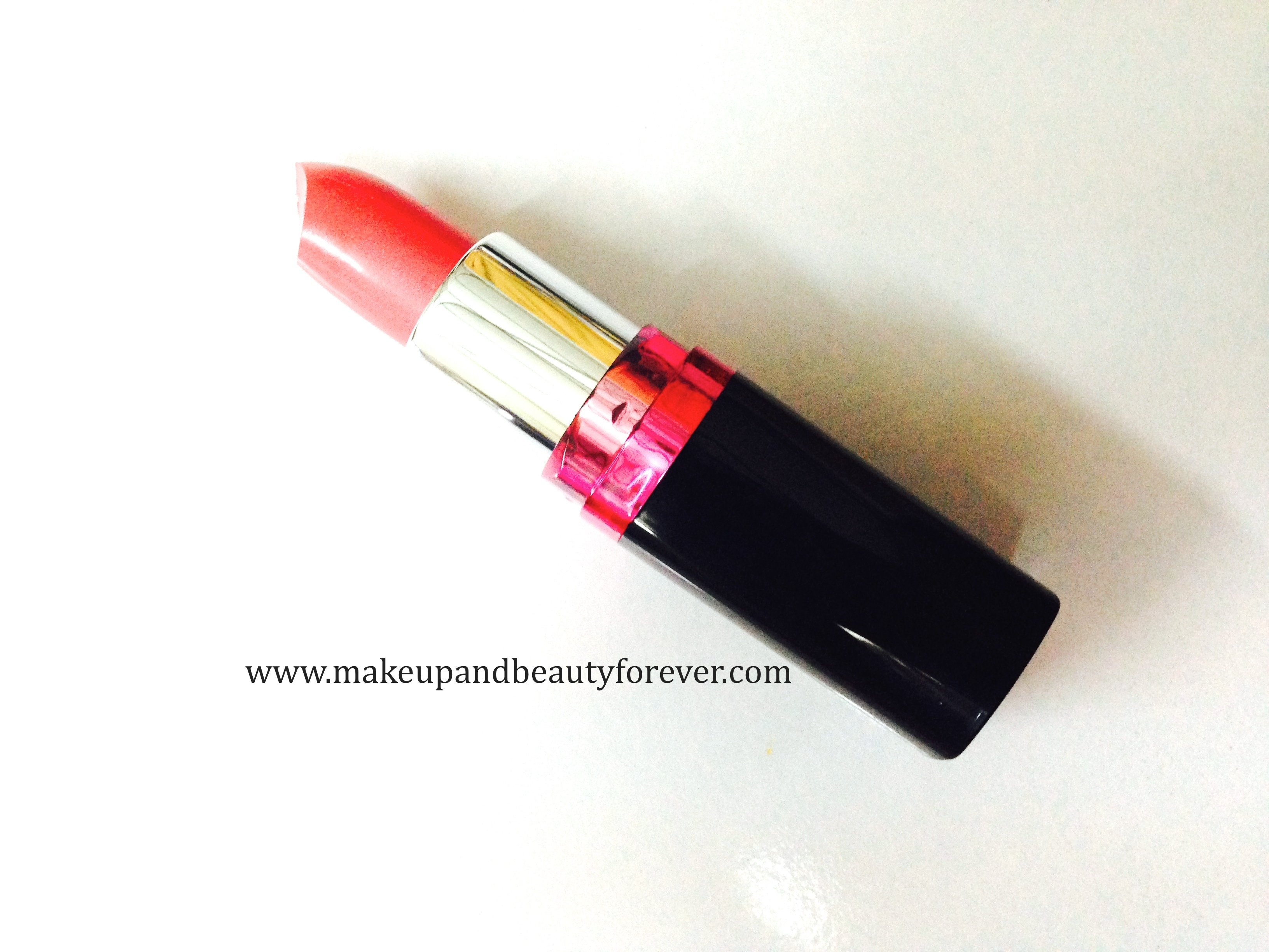 366506cdb5d ... Maybelline ColorShow Lipstick Crushed Candy 103 Review Swatch