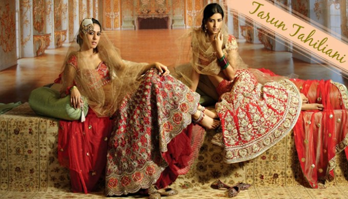 Tarun Tahiliani Best Bridal Lehenga India Online