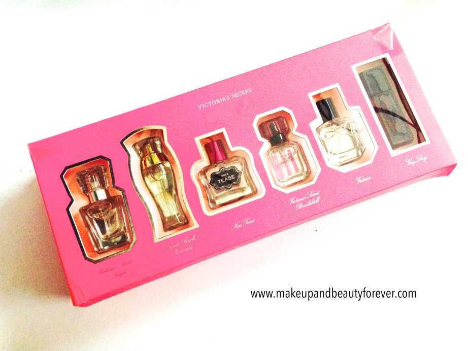 Victoria's Secret 6 Perfume Gift Set India